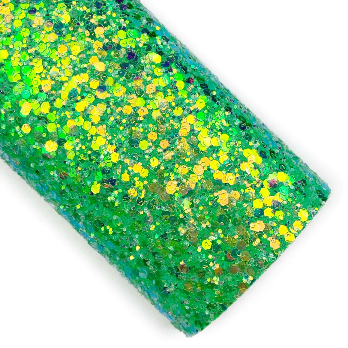 Green Apple Opalescent Glitter