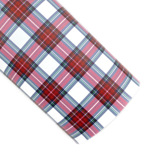 Perfect Tartan Vegan Leather