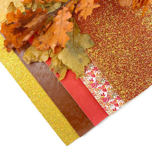 Indian Summer Lux Chunky Glitter