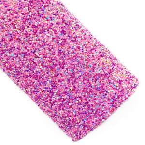 Think Pink Lux Chunky Glitter