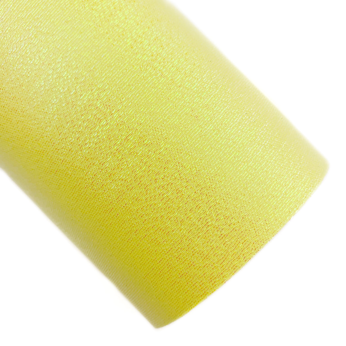 Yellow Sparkle Tulle