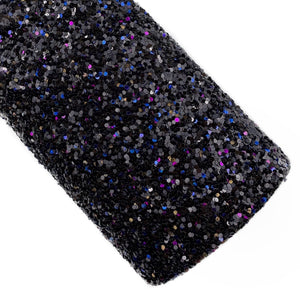 Black Magic Chunky Glitter