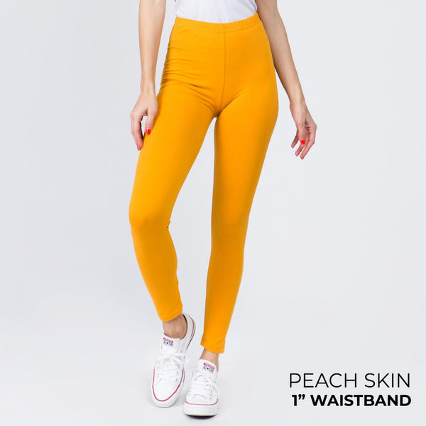 """Peach Skin"" Leggings"