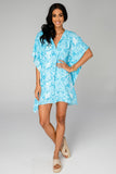 Pacific Pixie Tunic Dress