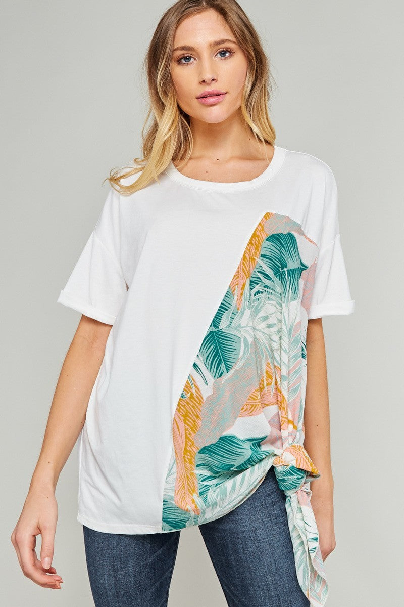 """Caribbean Way"" Top"