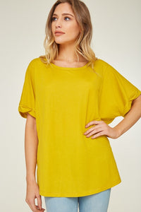 """Must Be Mustard"" Top"