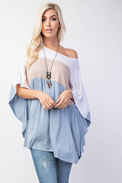"""Up And Away "" Top"