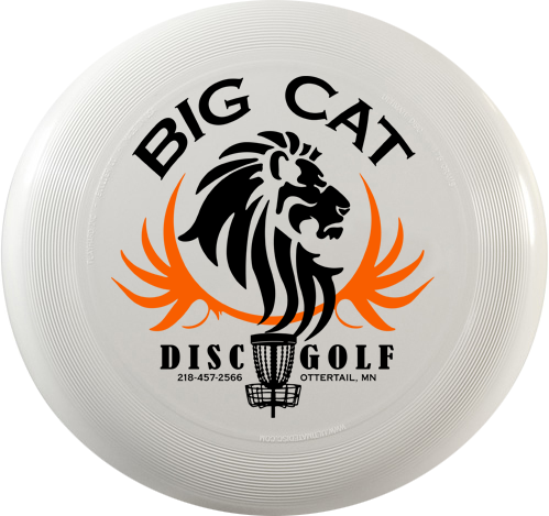 Big Cat Disc Golf LLC