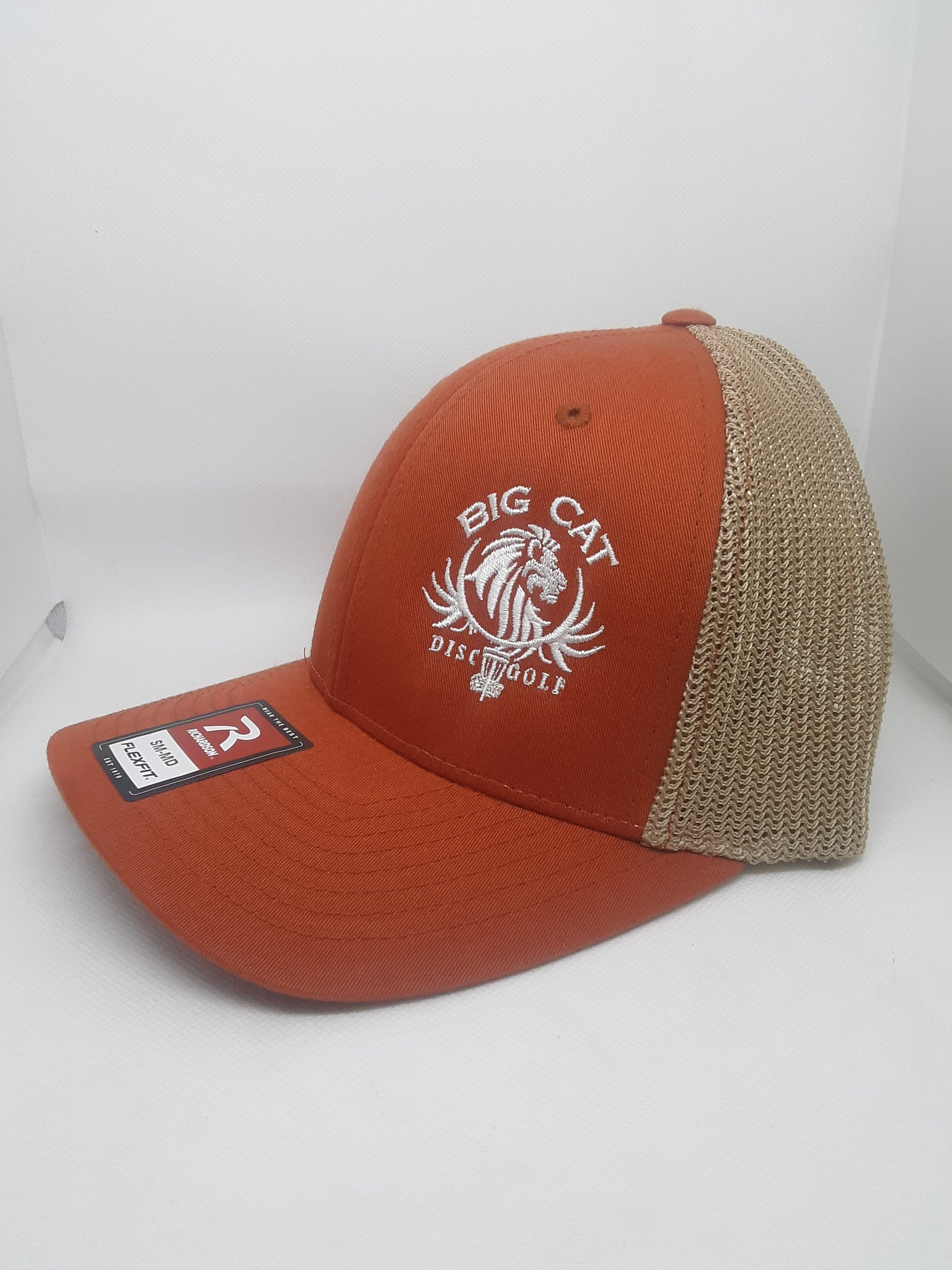Big Cat Disc Golf Ball Caps ( Flex Fit )