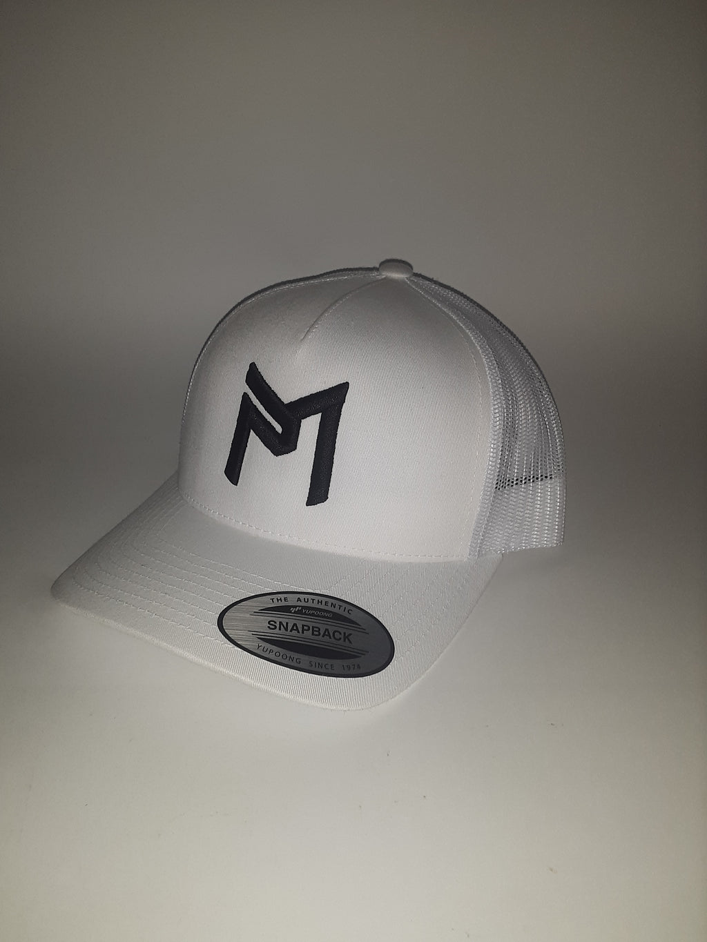 Paul McBeth Trucker Hat ( Snap Back )