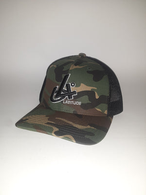 Latitude 64 Degrees Flex Fit Hat
