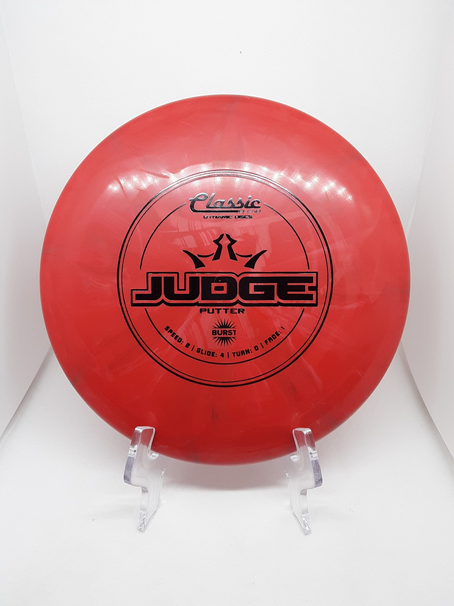 Judge ( Classic Blend Burst )