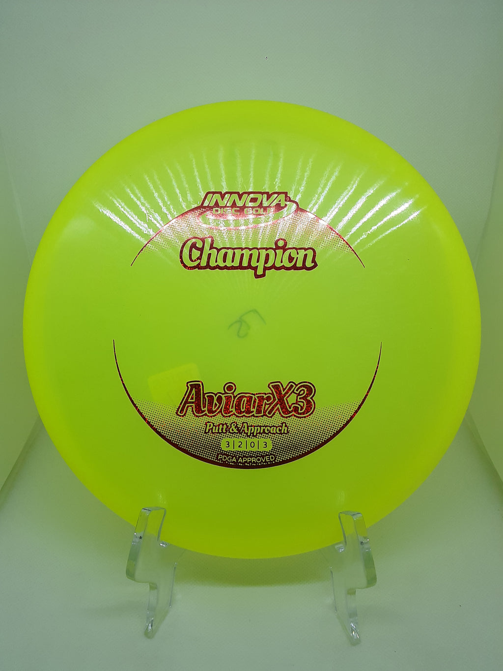 Aviar X3 ( Champion ) Out of Stock