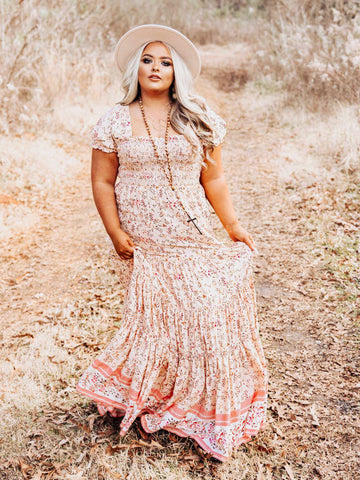 Spring Time Vibes-Dresses-Southern Fried Chics