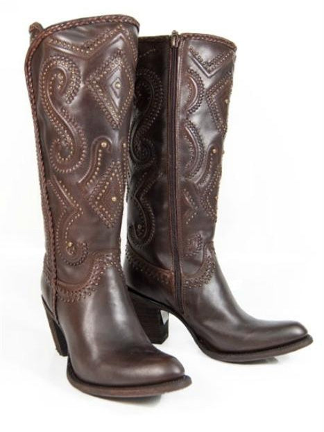 Corral Night's On Fire Boots