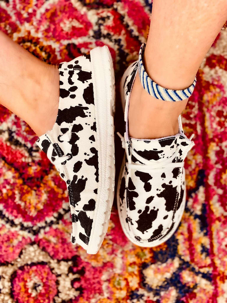 Milk It Slip On Loafer-Southern Fried Chics