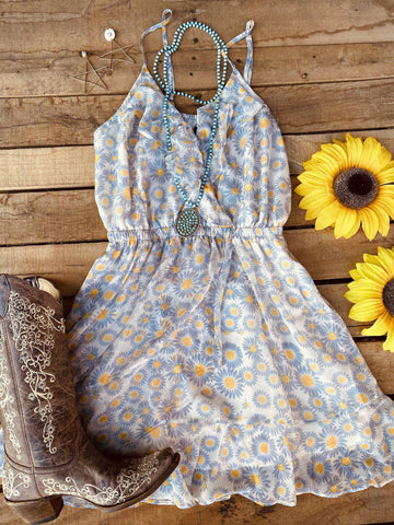 Daisy Darling Dress-Southern Fried Chics