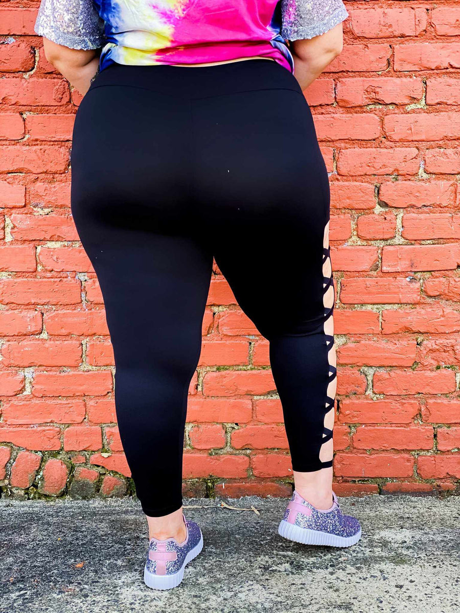 SFC Black Stylish Legging