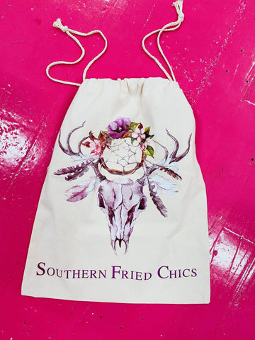 SFC Canvas Tote - Large-Southern Fried Chics