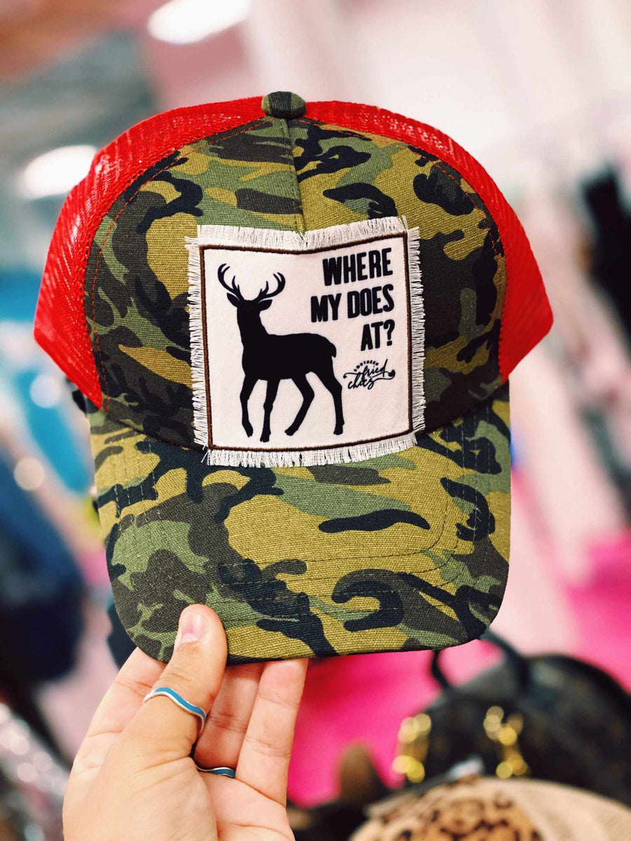 Where My Does At Hat