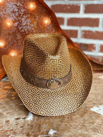 Camo Cowboy Hat-Southern Fried Chics