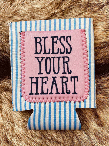 Bless Your Heart Koozie-Southern Fried Chics