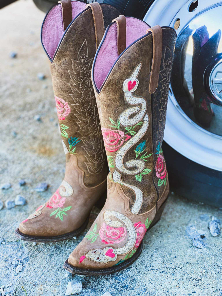 Charmer Boot by Lane-Southern Fried Chics