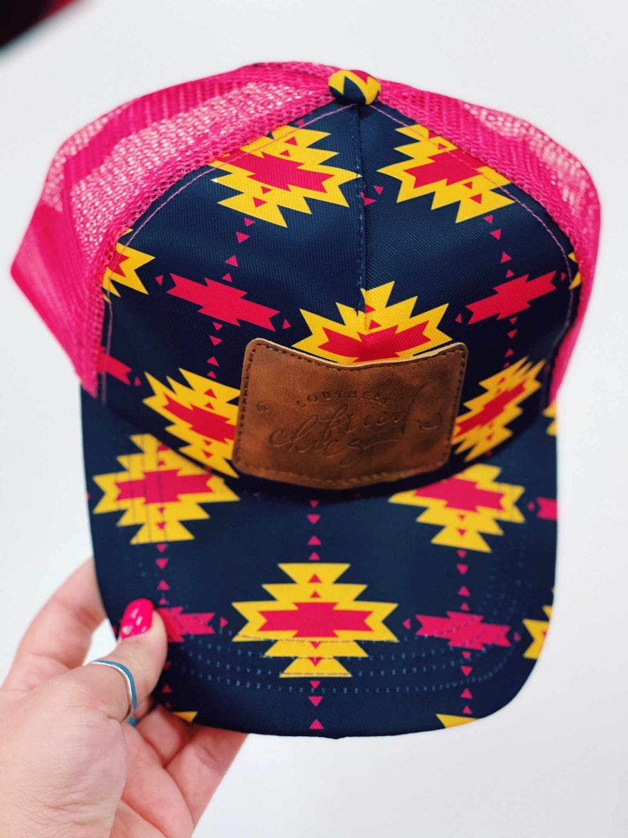 Neon Lights Hat