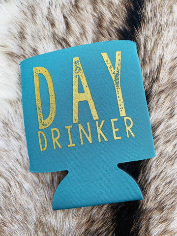 Day Drinker Koozie-Southern Fried Chics