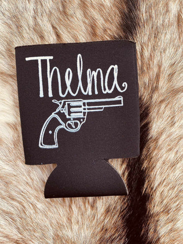 Thelma Koozie - Black-Southern Fried Chics