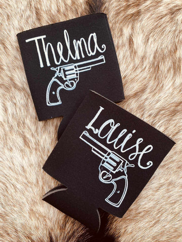 Louise Koozie - Black-Southern Fried Chics