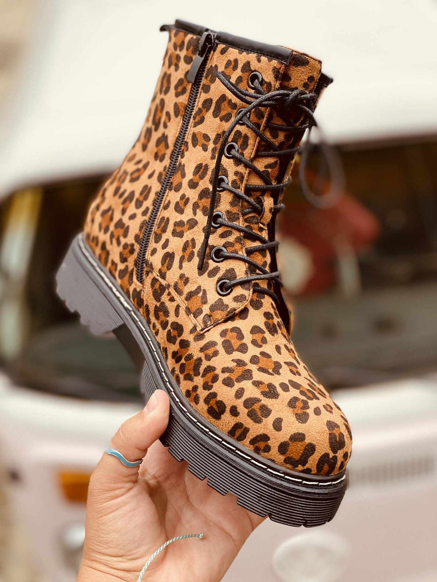 SFC Chic Kickers - Leopard-Southern Fried Chics
