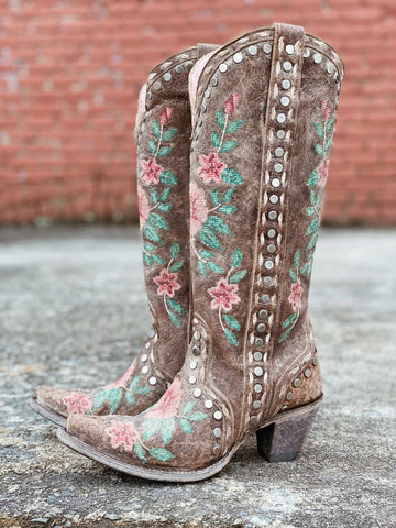 Wild Stitch Boot by Lane