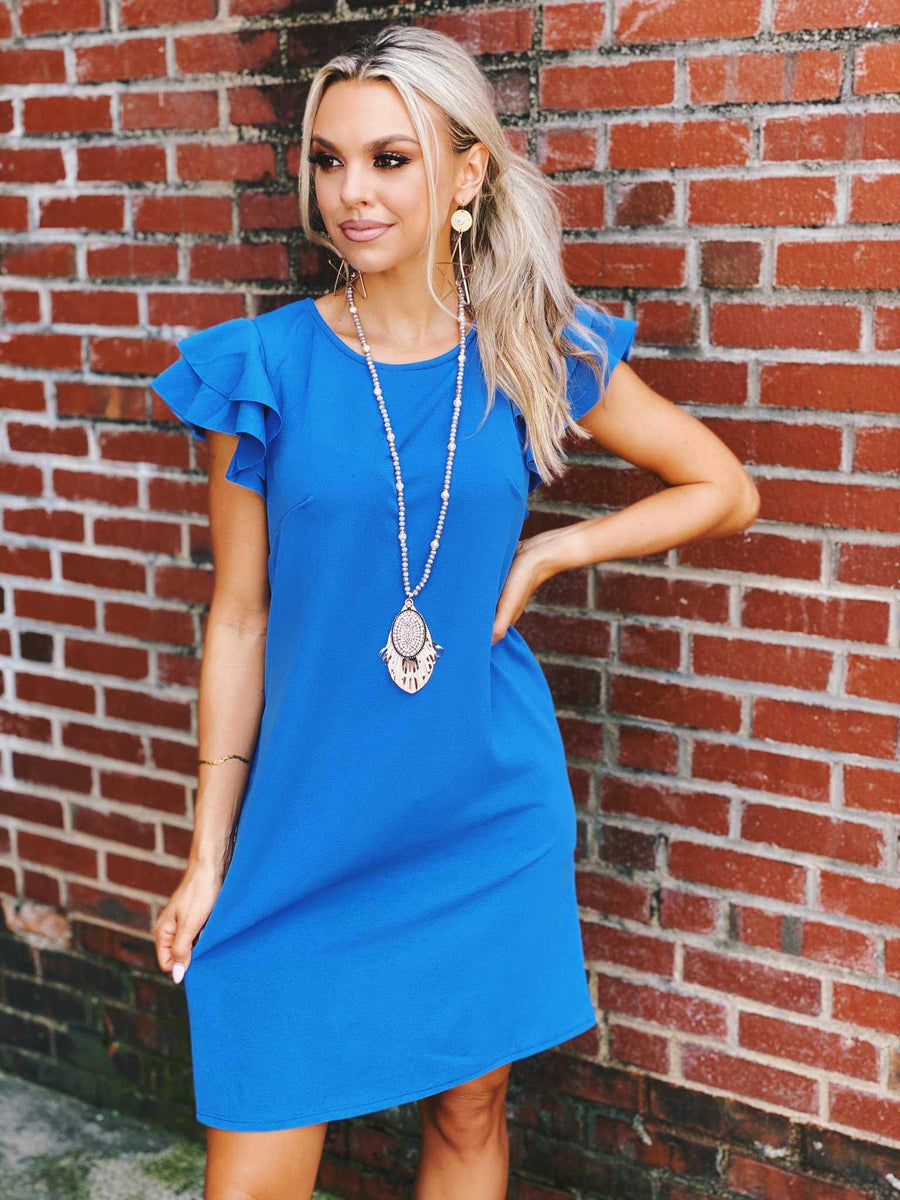 By The Ocean Dress-Southern Fried Chics