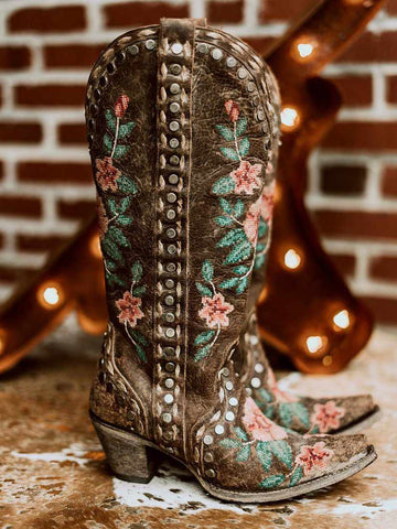 Wild Stitch Boot by Lane-Southern Fried Chics