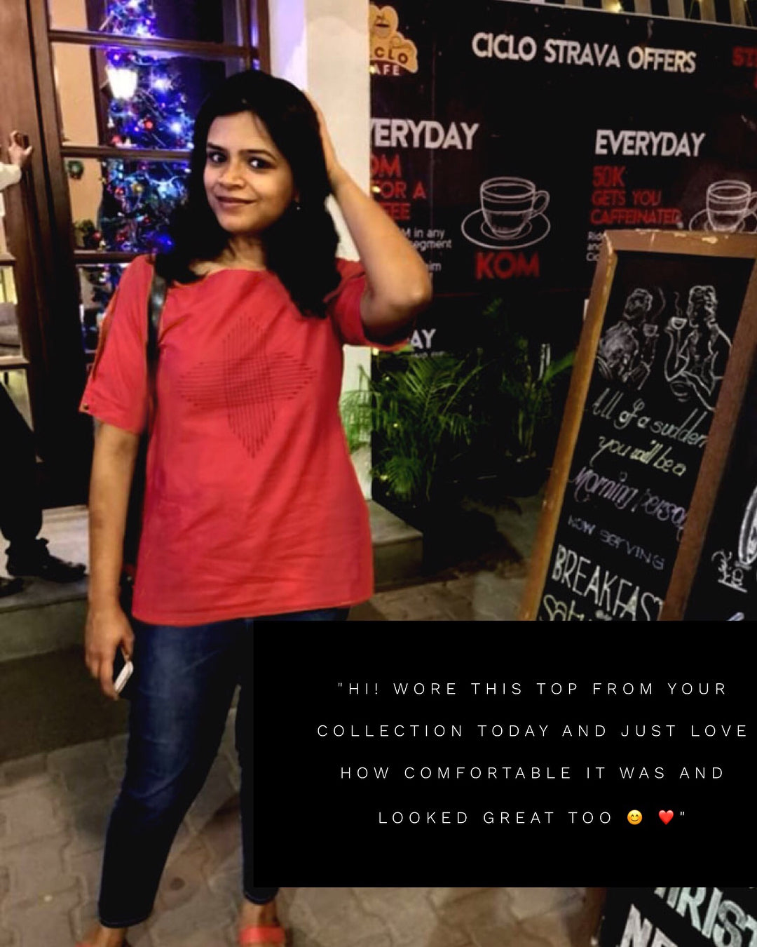 Jayshree subramanian Review on Nool By Hand