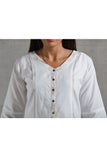 Sania Dent Fabric Shirt