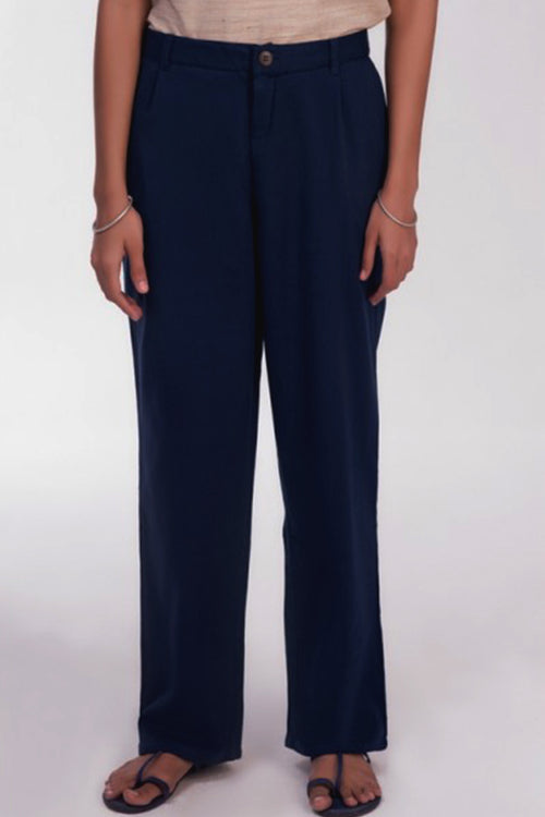 Gemma Denim Straight Cut Pant