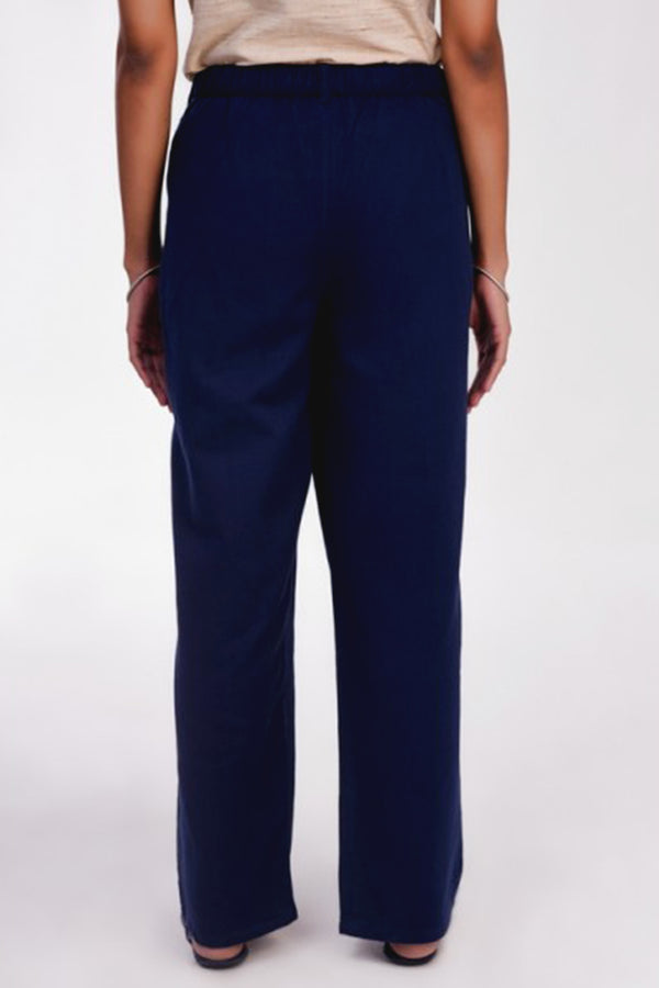 Gemma Denim Straight Cut Pant - noolbyhand.com
