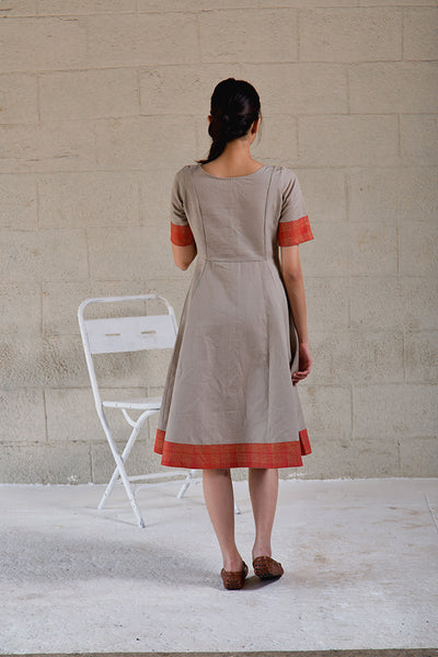 Susan Grey Dress - noolbyhand.com