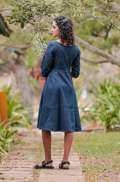 Susan Denim Dress