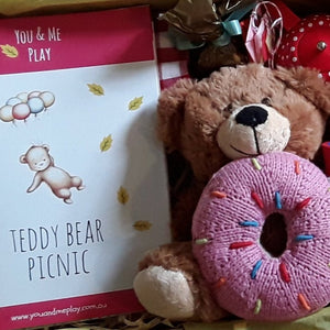 Teddy Bear's Birthday Picnic