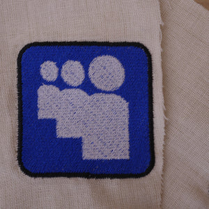Myspace Embroidery Design