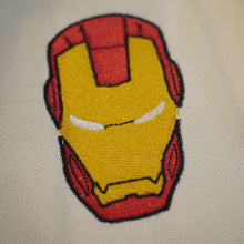 IronMan Embroidery Design