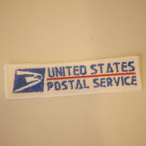 United States Postal Service Embroidery Design
