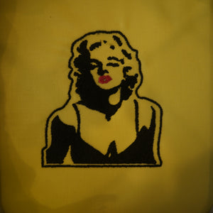Marilyn Monroe Embroidery File