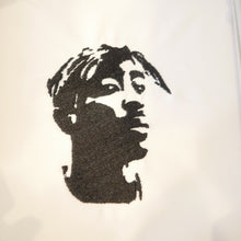 2 Pac Silhouette Embroidery Design