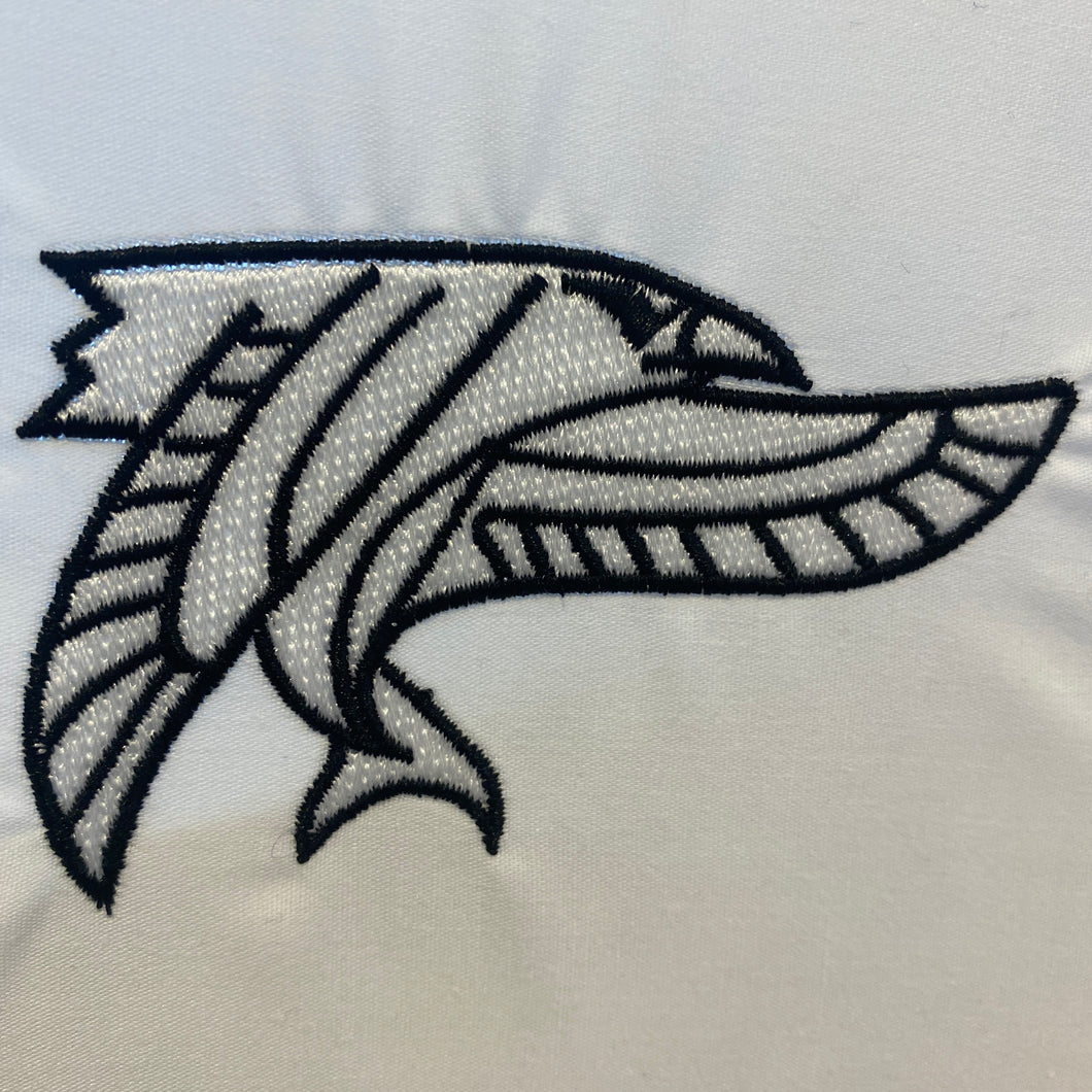 Falcon Embroidery Design