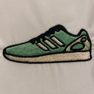 Adidas Sneaker Embroidery Design