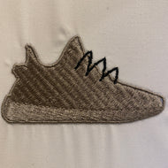Yeezy Sneaker Embroidery Design